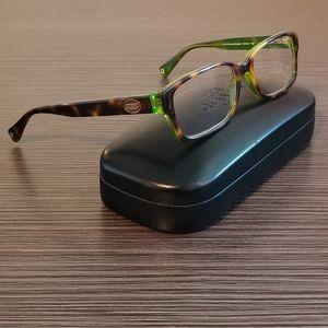 Coach Brooklyn 6040 Tortoise Green Frame Glasses